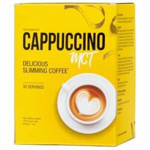 Cappuccino MCT - łatwy sposób na odchudzanie
