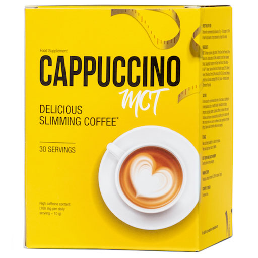 Cappuccino MCT 30 servings