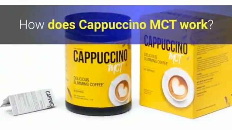 cappuccino zsírvesztés