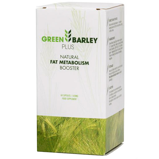 Green Barley Plus 60 caps