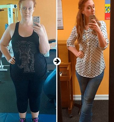 Keto Actives before after 2