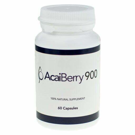 AcaiBerry 900 60 capsules