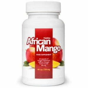 African Mango - afrikanischer Mango-Extrakt