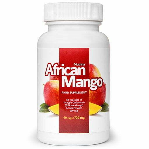African Mango 60 capsules