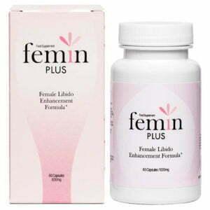 Femin Plus - better sex life