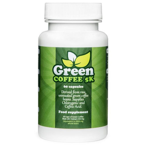 Green Coffee 5K 60 capsules
