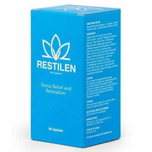 Restilen 60 capsules