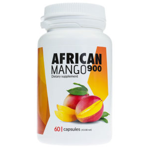 African Mango 900 - สารสกัดจากมะม่วงบริสุทธิ์