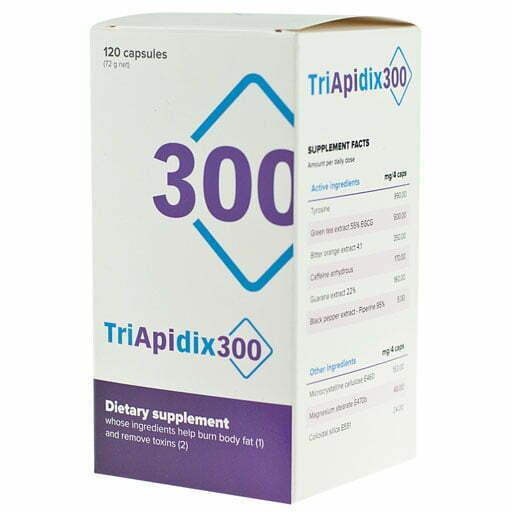 TriApidix300 120 capsules