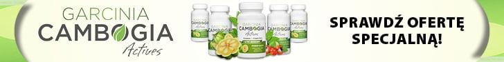 Garcinia Cambogia Actives – wzbogacony ekstrakt ziołowy