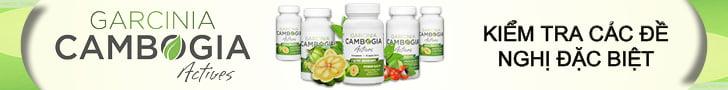 Garcinia Cambogia Actives – chiết xuất thảo dược phong phú