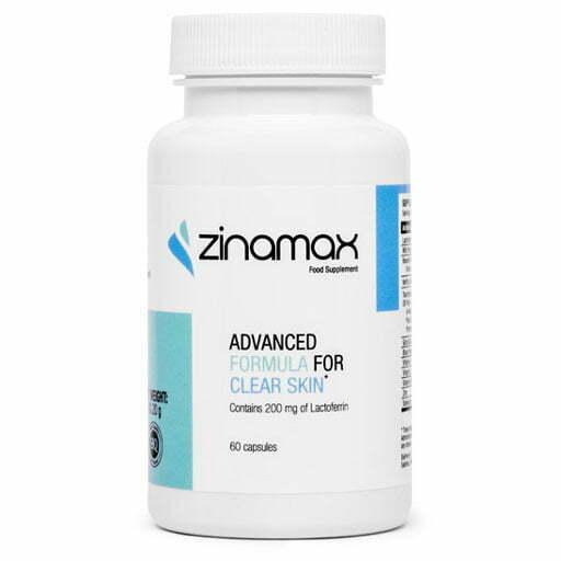Zinamax 60 capsules