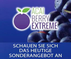 Acai Berry Extreme – kraftvoller natürlicher Extrakt