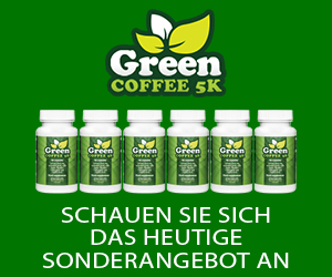 Green Coffee 5K – Rohkaffeeextrakt
