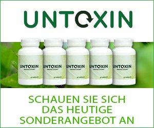 Untoxin – Kräuterentgiftung des Körpers