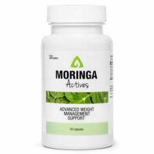Moringa Actives - ziołowa formuła na odchudzanie i metabolizm