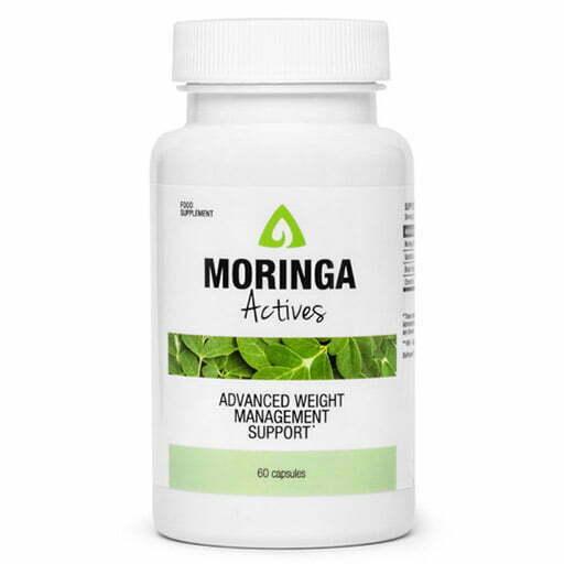 Moringa Actives 60 capsules